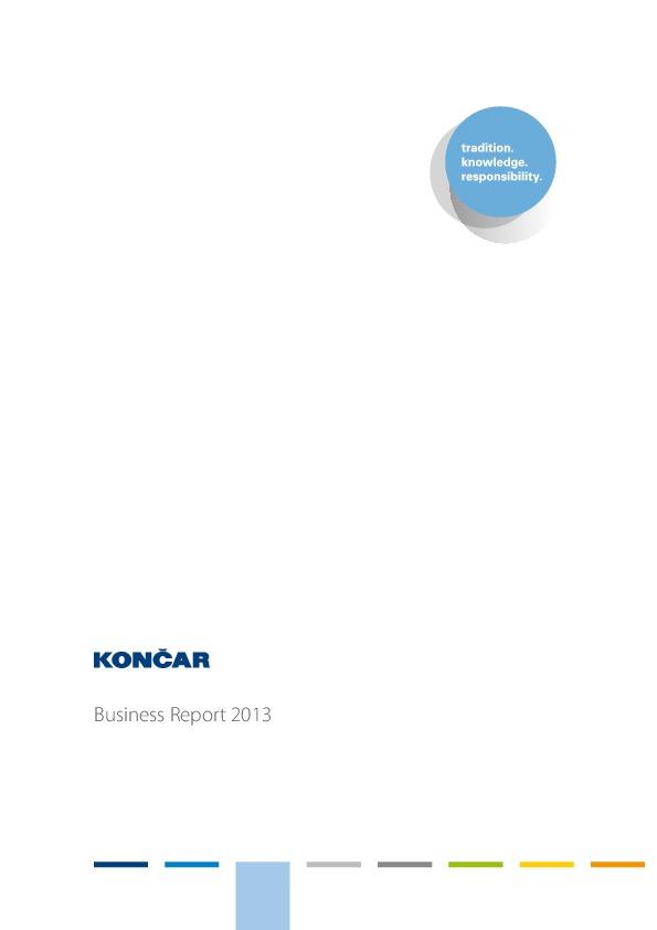 Annual report 2013.