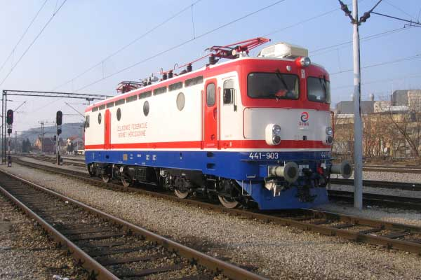 Lokomotiva ŽFBH 441, Bosna i Hercegovina