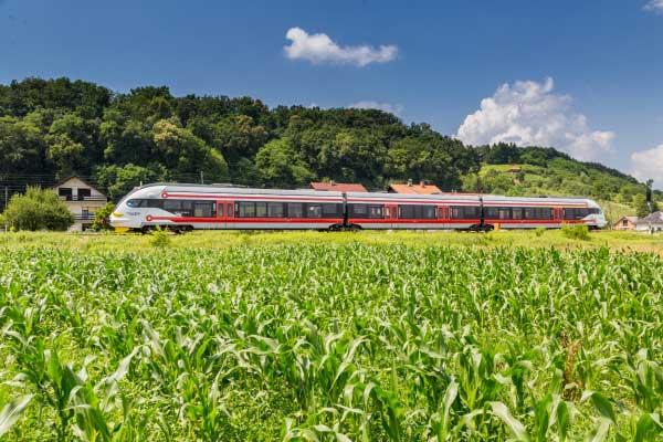 Dizelsko-električni vlak