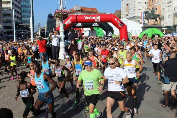 Zagrebački maraton