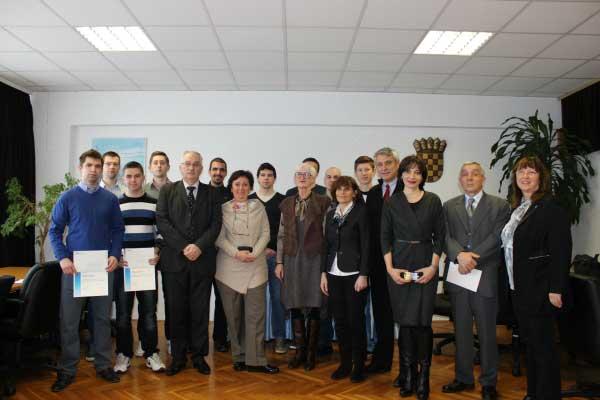 Godišnja nagrada studentima Tehničkog veleučilišta u Zagrebu