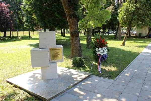 Sjećanje na poginule branitelje KONČARA