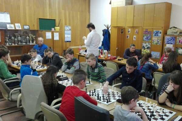 Šah klub KONČAR