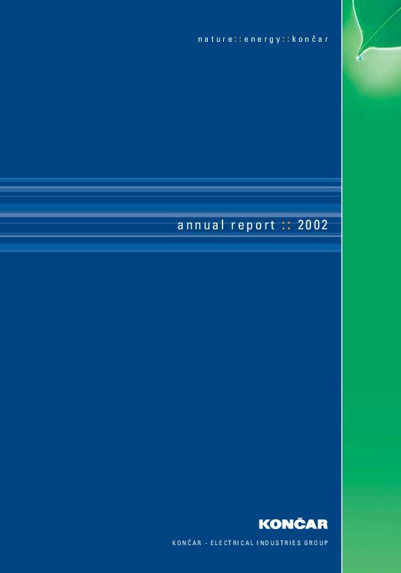 Годово́й отчёт 2002.