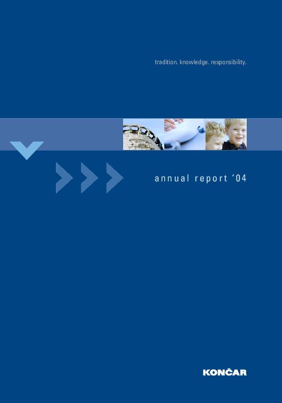 Annual report 2004.