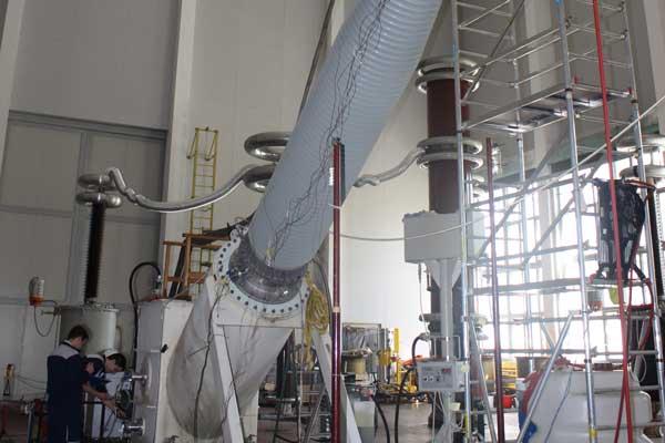 Pokus zagrijavanja HVDC provodnika u u KONČAR – Institutu za elektrotehniku