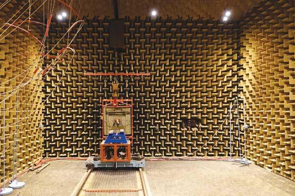 Laboratorij za buku i vibracije u KONČAR – Institutu za elektrotehniku