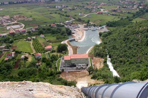 HE Mostarsko blato, Bosna i Hercegovina