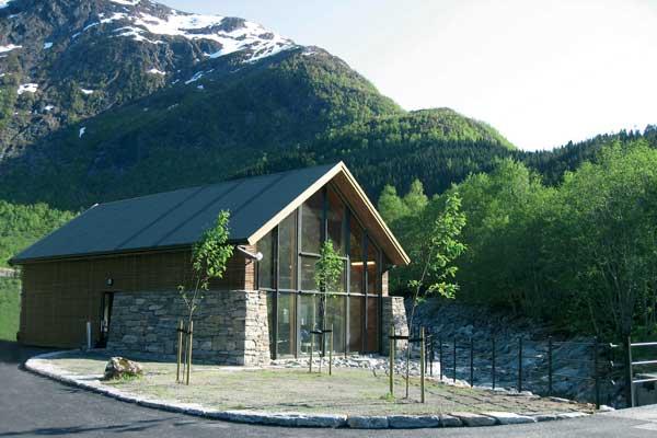 MHE Steinsvik, Norveška