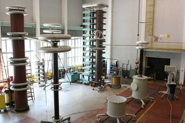 Visokonaponski laboratorij u KONČAR – Institutu za elektrotehniku