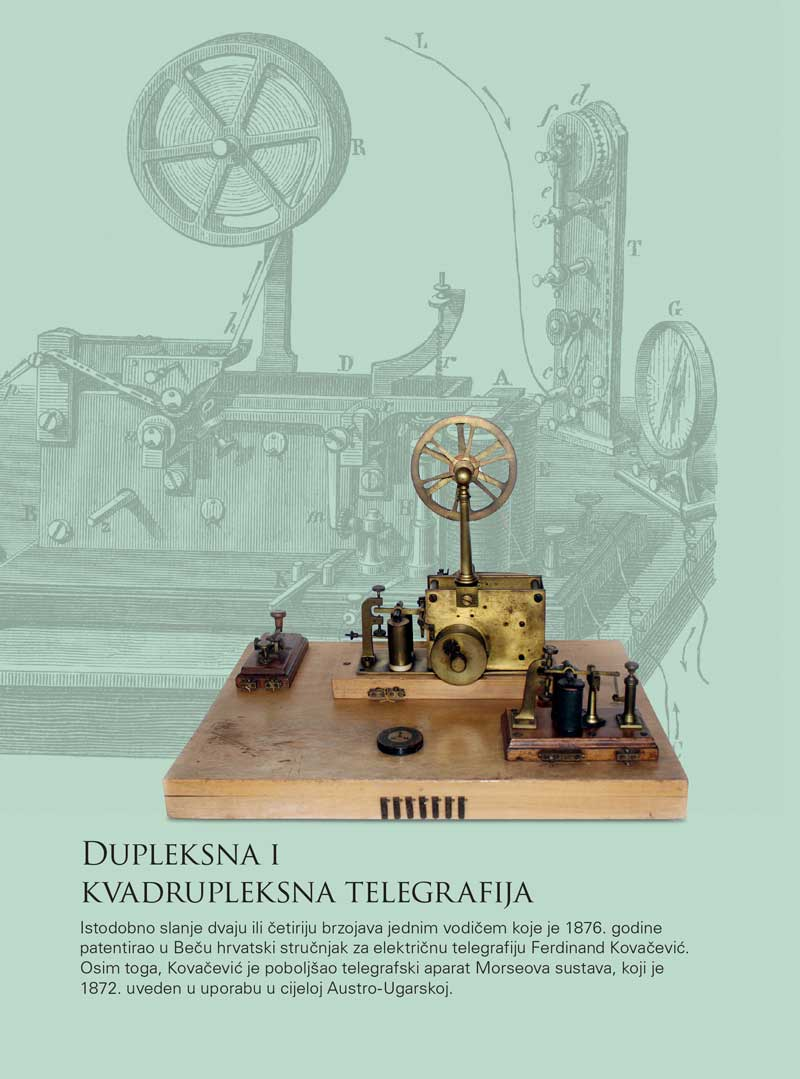 Dupleksna i kvadrupleksna telegrafija