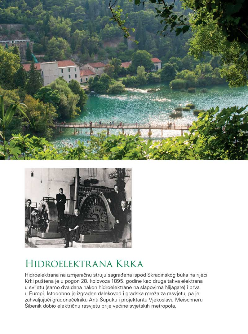 Hidroelektrana Krka