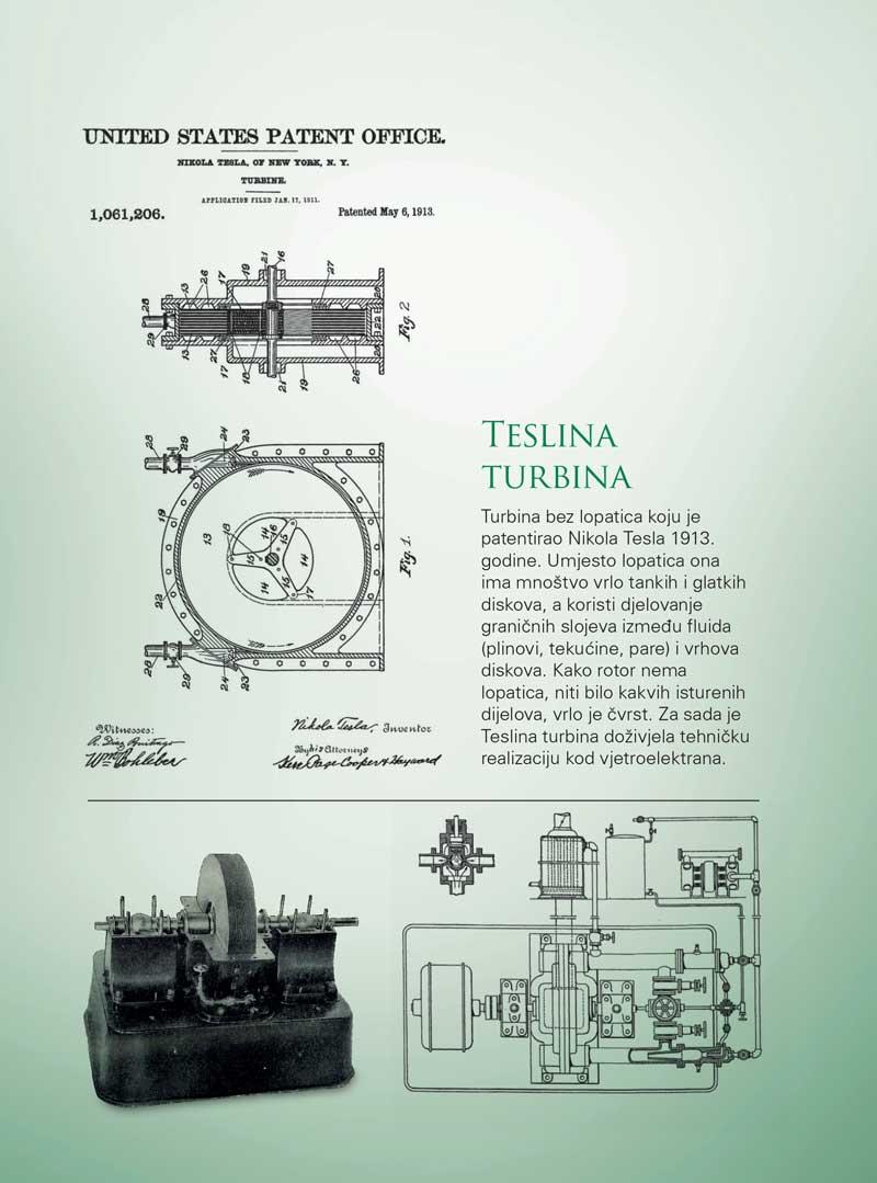 Teslina turbina