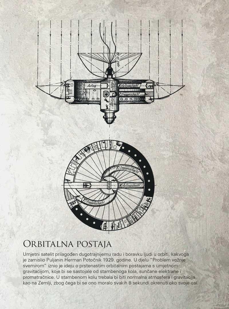 Orbitalna postaja