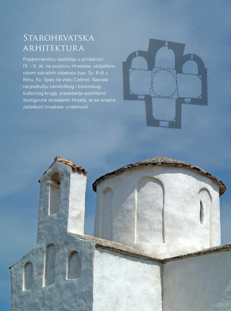 Starohrvatska arhitektura