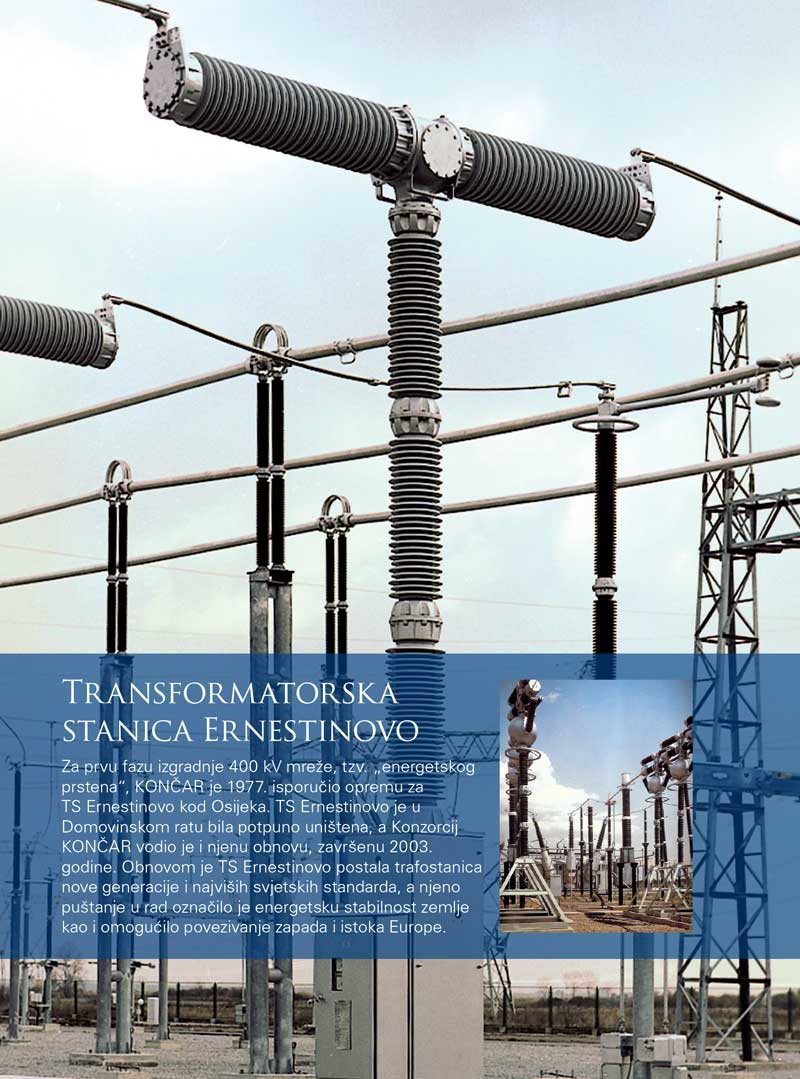 Transformatorska stanica Ernestinovo