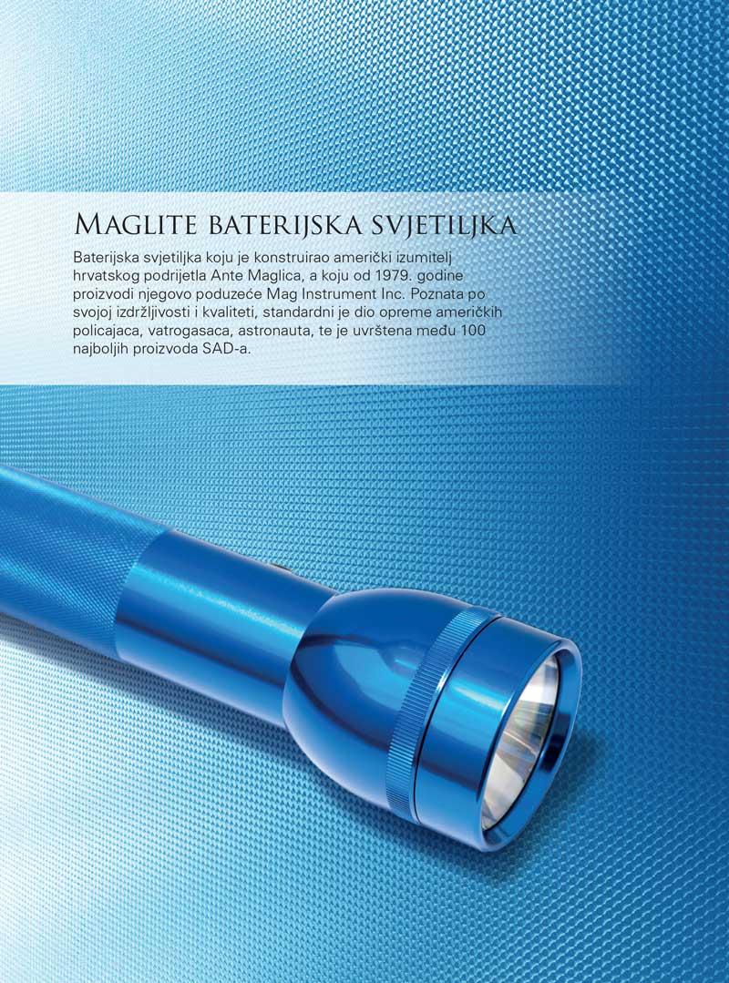 Maglite baterijska svjetiljka