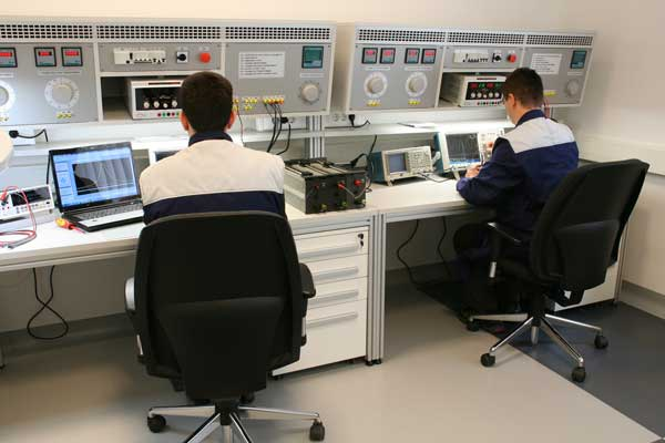 Testing of electronic circuits at KONČAR - Electrical Engineering Institute