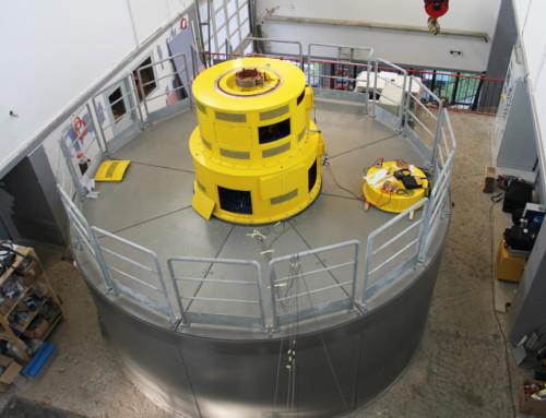 Revitalizirana crpna hidroelektrana Fužine