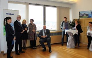 KONČAR - susret s predstavnicima medija