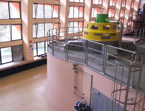 Закончен первый этап ревитализации ГЭС Гояк и Озаль 1