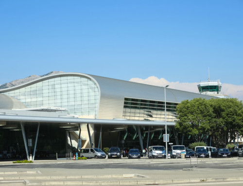 Contract for Dubrovnik Airport