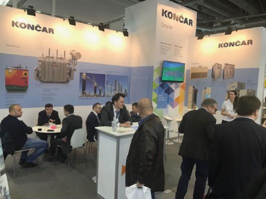 КОНЧАР участвует на международной выставке АМПЕР в Чехии