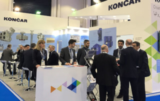 KONČAR at MEE fair in Dubai