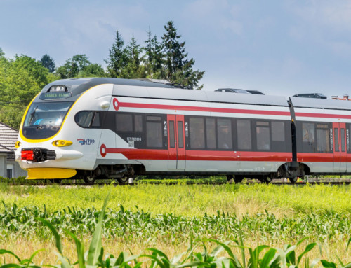 Contract concluded for the delivery of four diesel-electric multiple units
