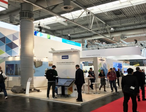 KONČAR AT THE HANNOVER FAIR