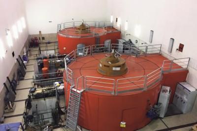 Završena montaža generatora