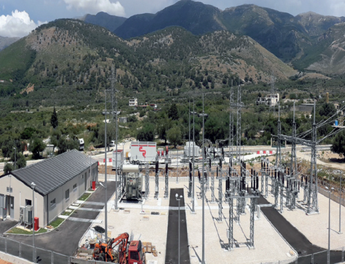 KONČAR – Power Plant and Electric Traction Engineering Inc. has put into operation the Orikum and Himare substations in Albania