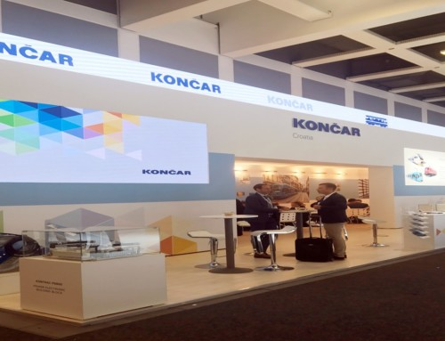 KONČAR at the InnoTrans 2018 fair in Berlin, 18 –  21 September 2018