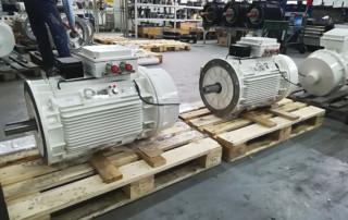 KONCAR-MES brodski elektromotori