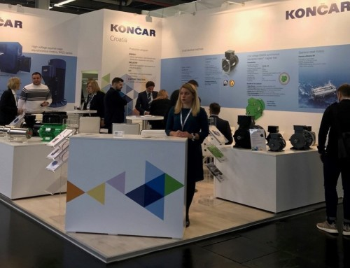 KONČAR at the SPS IPC fair in Nuremberg