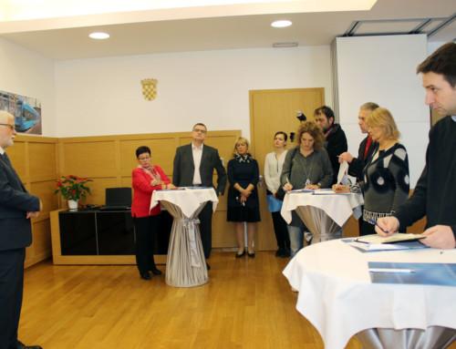 Održan godišnji susret s predstavnicima medija